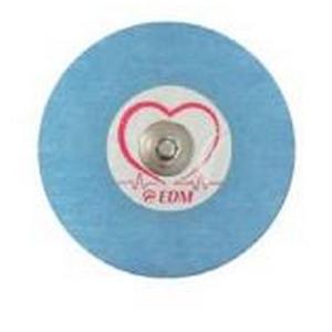 Electrodes ECG à pression pour holter EDM Silvertrace 2, BW50 (boîte de 800)
