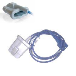 Câble SPO2 Nellcor, Auricular, Envitec