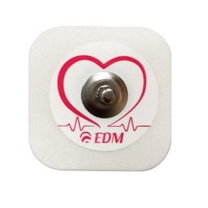 Electrodes ECG à pression EDM Silvertrace 2, FS32 (boîte de 1000)