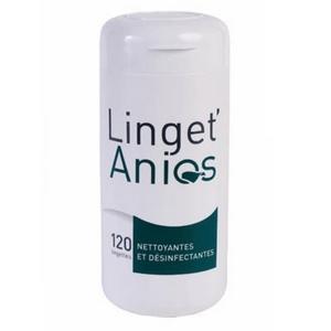 Lingettes désinfectante Anios, Linget'Anios (recharge)