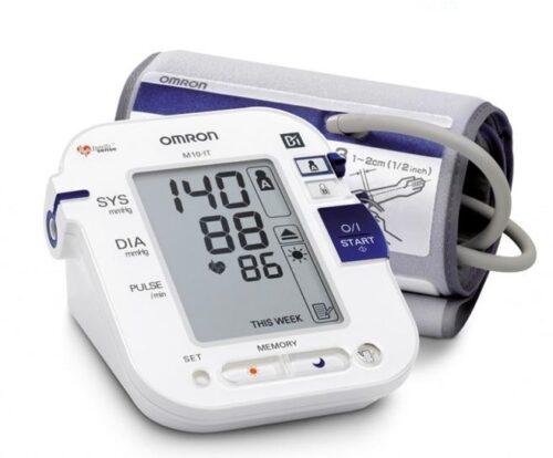 Tensiomètre électronique Omron M10-IT