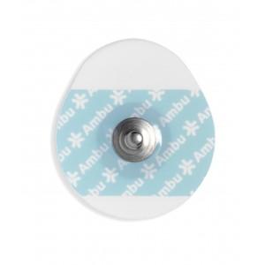 Electrodes ECG à pression Ambu White, WS-00-S/50 (boîte de 600)