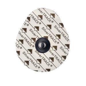 Electrodes ECG à pression EDM Silvertrace, P20MO (boîte de 900)