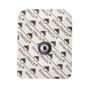 Electrodes ECG à pression EDM Silvertrace, P28MO (boîte de 900)