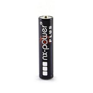 Pile Alcaline LR6 (AA) Nx-Power Plus (par 10)